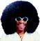Afro Perücken Set