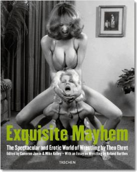 Apartment Wrestling - Exquisite Mayhem