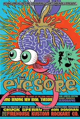 Firehouse - Eyesore 2002