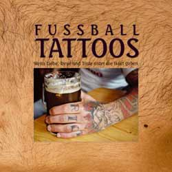 Fussball-Tattoos