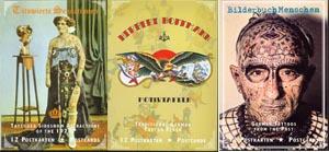Herbert Hoffmann - Panoptikum Vol.1, 2 und 3