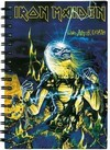 A5 Ring Notizbuch - Iron Maiden