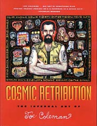 Joe Coleman - Cosmic Retribution
