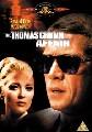 THOMAS CROWN AFFAIR (1968) (DVD)