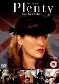 PLENTY (DVD)