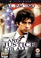 AND JUSTICE FOR ALL. (DVD)