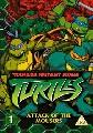 TEENAGE MUTANT TURTLES 1 (DVD)