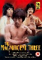 MAGNIFICENT 3 (DVD)