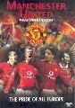 MANCHESTER UTD-PRIDE OF EUROPE (DVD)