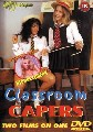 CLASSROOM CAPERS/BLONDE LOVERS (DVD)