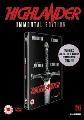 HIGHLANDER-IMMORTAL EDITION (DVD)