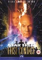 STAR TREK 8 FIRST CONTACT (DVD)