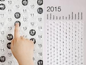 bubble kalender