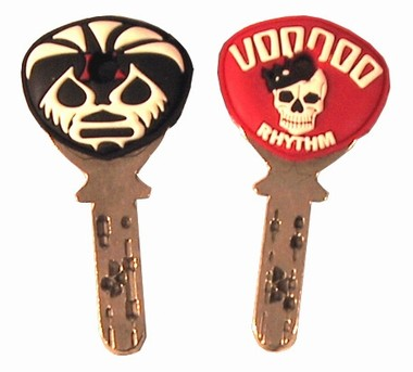 Wrestling Keycovers