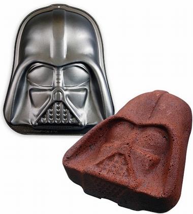 Darth Vader Backform / Kuchenform Star Wars