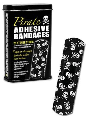 Piraten Pflaster