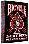 BICYCLE KARNIVAL Z-RAY PLAYING CARDS - VINCE RAY SPIELKARTEN