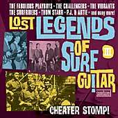 VARIOUS ARTISTS - Lost Legends Of Surf Guitar 3