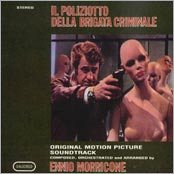 ENNIO MORRICONE - Il Poliziotto Della Brigata Criminale