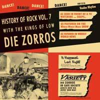 ZORROS, DIE - History of Rock Vol. 7