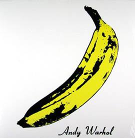 VELVET UNDERGROUND - Andy Warhol