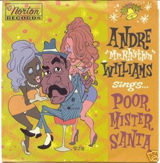 ANDRE WILLIAMS - Poor Mr. Santa Claus