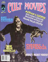 CULT MOVIES - Issue Number 19