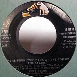 CHET ATKINS - Theme From The Dark At The Top Of The Stairs