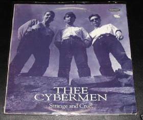 CYBERMEN - Strange And Cruel