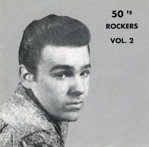 VARIOUS ARTISTS - 50's ROCKERS Vol. 2