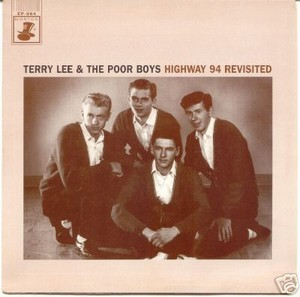 TERRY LEE AND THE POORBOYS - Highway 94 Revisited