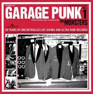 MONSTERS - Garage Punk From Bern
