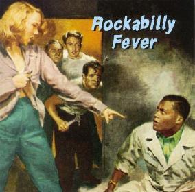 VARIOUS ARTISTS - Rockabilly Fever