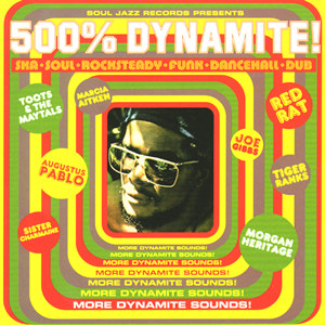 VARIOUS ARTISTS - 500 Dynamite