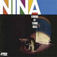 NINA SIMONE - Simone At Town Hall