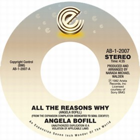 ANGELA BOFILL - All The Reasons Why