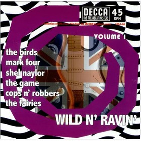 VARIOUS ARTISTS - Wild n'Ravin' Vol. 1