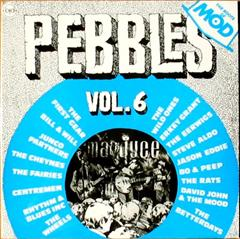 VARIOUS ARTISTS - Pebbles Vol. 6 - Mod