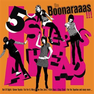 BOONARAAAS - Five Steps Ahead