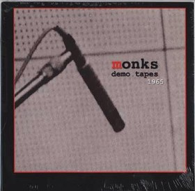MONKS - Demo Tapes 1965