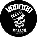 SLIPMAT - Voodoo Rhythm Record Slipmat Blues Trash
