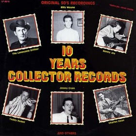 VARIOUS ARTISTS - 10 Years Collector Records