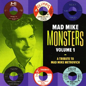 VARIOUS ARTISTS - Mad Mike Monsters Vol. 1