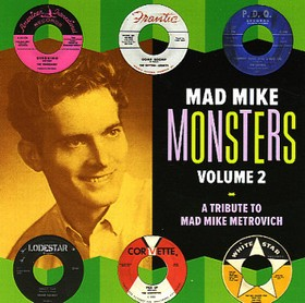 VARIOUS ARTISTS - Mad Mike Monsters Vol. 2