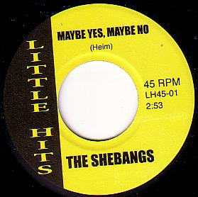 SHEBANGS - Maybe Yes, Maybe No