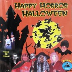 VARIOUS ARTISTS - Happy Horror Halloween