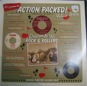 VARIOUS ARTISTS - Action Packed Vol. 8