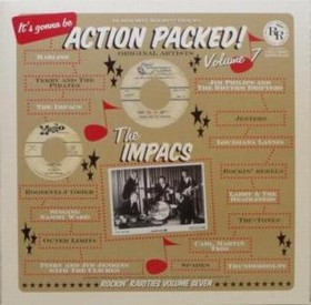VARIOUS ARTISTS - Action Packed Vol. 7