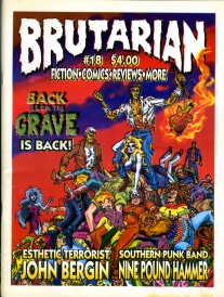 BRUTARIAN - Issue Number 18