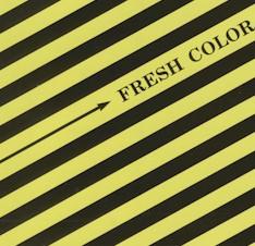 FRESH COLOR - Punkpartout